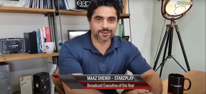 Maaz Sheikh.