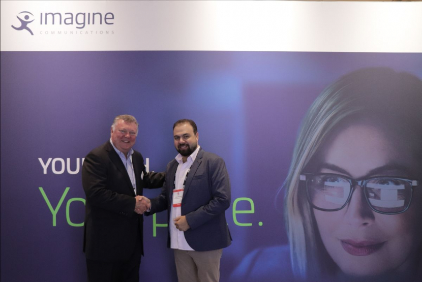 Award, DS AWards 2020 winners, Imagine Communications