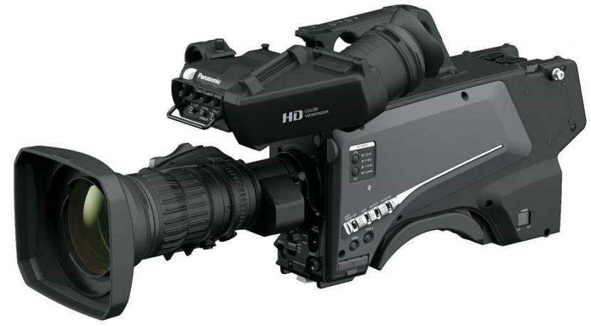 Panasonic AK-HC3900 HDR 4K camera.