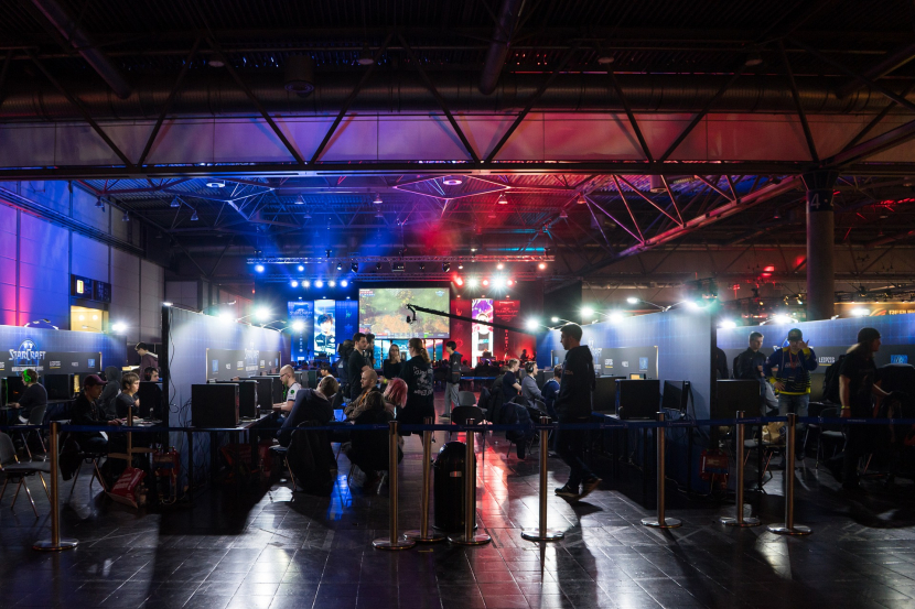 E-sports broadcast is growing leaps and bounds as an industry.