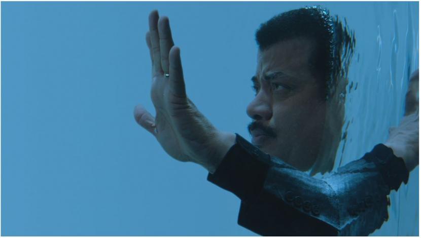 Neil deGrasse Tyson returns as the host in Season 3 of the show.