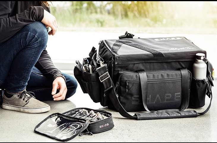 Shape has entered the ring with other prominent camera bag manufacturers such as Lowerpro and Vanguard.