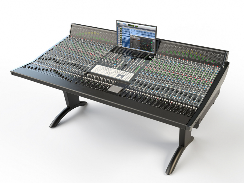 SSLogic, Audio console, Audio, Audio mi, Production