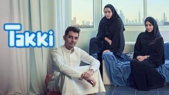 Takki Saudi drama, UTURN, Webedia Arabia Group, Arabic series, Arabic content