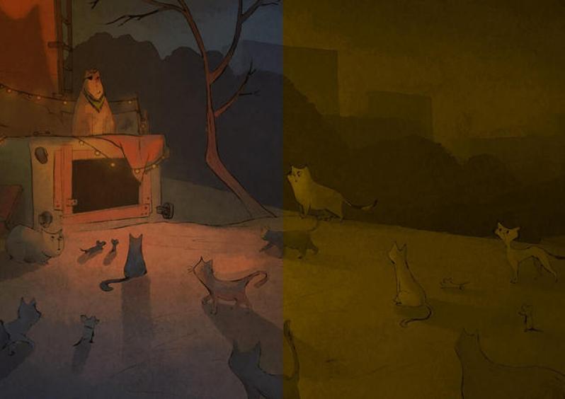 Trailer, Animation, Twofour54, Abu Dhabi animation, Abu Dhabi, Animation industry, Local production